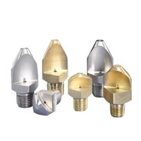 CNCMachine turning Brass Irrigation Equipment Water Spout Mist Spray Nozzle/coupling/connector thumbnail image