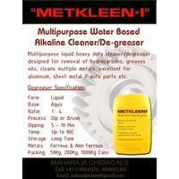 Ferrous & Non Ferrous Metal Cleaner/Degreaser