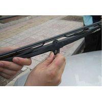 wiper arm assembly,wiper blade rubber strip
