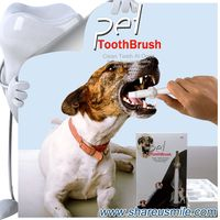 At-home pet teeth cleaning kit shareusmile dental care toothbrushes