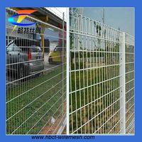 Hot dip galvanized triangular bending fence garden fence thumbnail image
