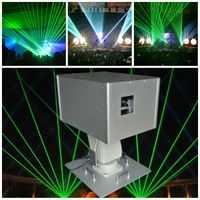 RGB Full Color 8000MW Waterproof Moving Head Laser Light
