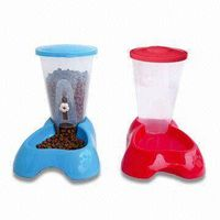 Combination Pet Feeders with 800g Bowl and 500mL Capacity Water Bottle-1 thumbnail image