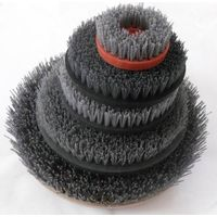 ROUND SHAPE ABRASIVE BRUSH