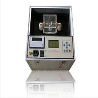 Series FOT Fully Automatic Transformer Oil BDV Tester