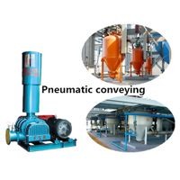 Pneumatic conveying system air blowers for sand hauling -fengyuan