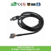 """The TTL-232R-5V-WE (""""wire ended"""") is a USB to Serial (TTL level) converter cable which allows for a"""