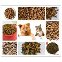 2017 Automatic dry Dog food manufacturing machine