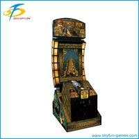 Temple Run redemption lottery machine