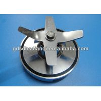 Commercial blender blade assembly