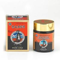 Korea black ginseng extract 50g
