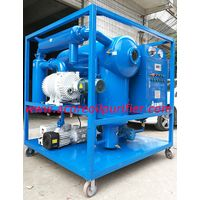 Vacuum Transformer Oil Dehydration Treatment Plant