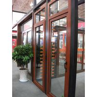 6000 series aluminium partition wall /extruded aluminum channel profiles