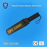 New super scanner Hand-held metal detector MD3003B1