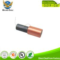 Inductor accessories magnetic rod inductor coil ferrite core inductive radio antenna coil used for l thumbnail image