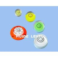 HUIDE plastic circular spirit level bubble