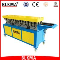 BLKMA T-12/T-15 Flange Forming Machine For Air Duct