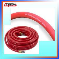 C4105 Red Mediun Oil Resistant PVC Air Hose