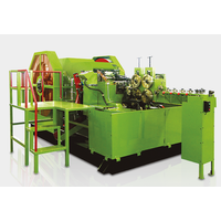 2 Die 4 Blow Screw Head Making Machine