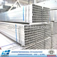 pre-galvanized square and rectangular steel pipe thumbnail image
