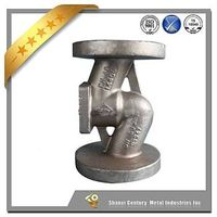 ISO9001 Lost wax casting investment casting
