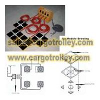 Air powered moving equipment protect your loads and floor thumbnail image