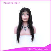 Virgin Human Hair Lace Wigs Straight thumbnail image
