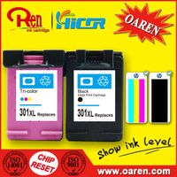 New Version V1 HP 301 301xl ink cartridge CH563EE