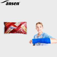 Fiberglass Cast Bandage Medical Orthopedic Tape Colorful Casting Tapes Made in China