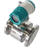 Industrial flow measurements urban water supply and drainage water treaments flow meter