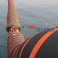 Flexible marine floating dredging hose thumbnail image