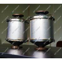 KET Diesel catalytic converter with precious metal Pt for diesel engines.