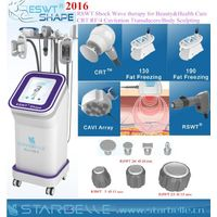 New 2016 Fat Removal Slimming Beauty Salon Shock Wave Therapy Equipment thumbnail image
