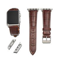 Italian leather watch straps apple watch leather bands