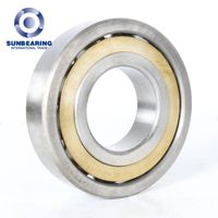 7314AC Angular Contact Ball Bearing Single Row 7015035mm SUNBEARING