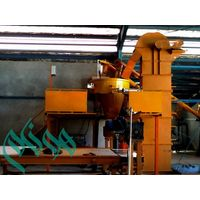 artificial stone automatic production line : hunam artificial stone machinery