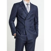 double breasted suit men suits custom suit stripe suit