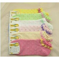 OEM Baby Socks with Soft 100% Cotton socks thumbnail image