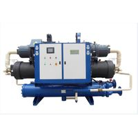 Water-Cooled Screw Chiller thumbnail image
