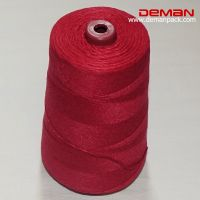polyester bag sewing closing thread 20/5