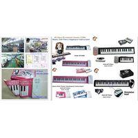 portable roll up piano thumbnail image