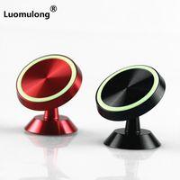 Super strong magnetic suction cup mount N45 magnet car mobile phone holder