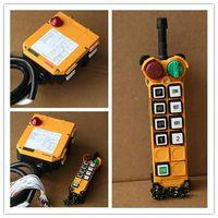 F21-8D Telecrane Radio Remote Controller