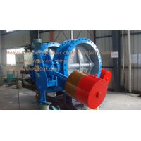 inlet turbine valve for hydro power plant hydraulic control valve