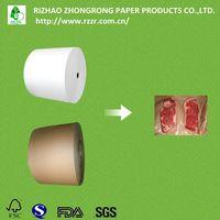 brown/white kraft paper with PE laminated thumbnail image