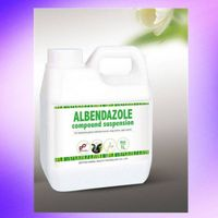 Albendazole Oral Suspension by GMP pharmaceutical drugs manufacturer