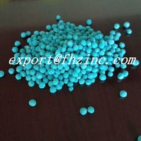 Compound granular fertilizer - Zn, Cu, K, Mn, Mg, B