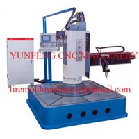 cnc carving equipment for giant tire mould