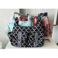 quilted hobo bag thumbnail image