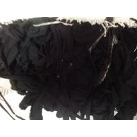 Black Color cotton clips